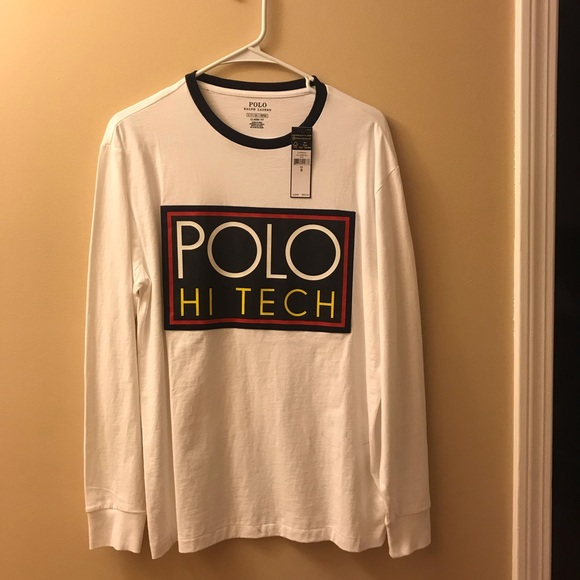 Polo Hi tech Long sleeve